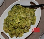 Michael Serafini's lemon pesto with grilled chicken