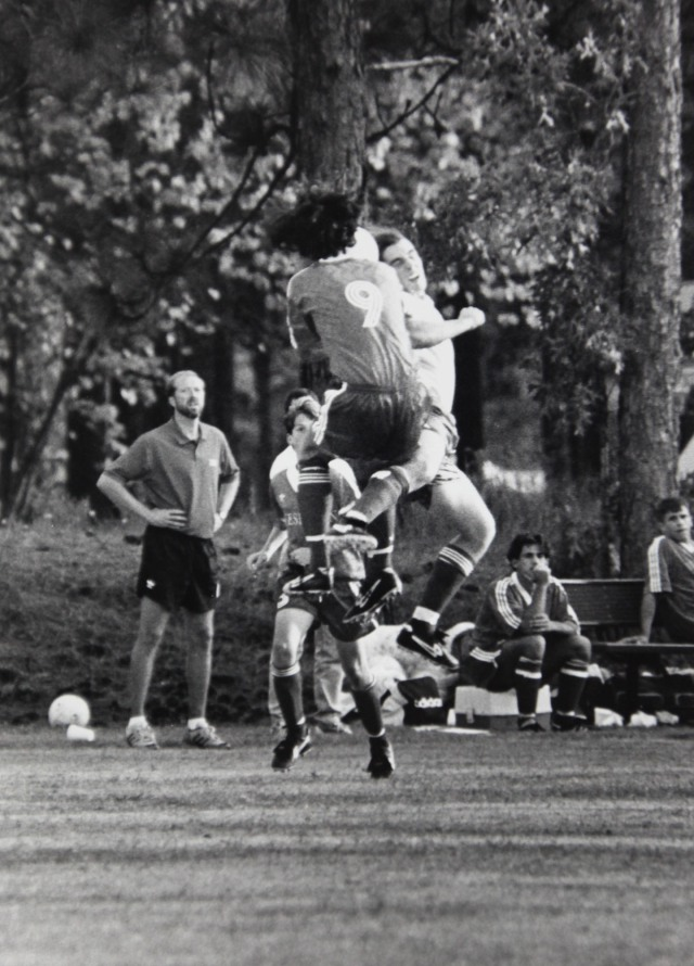 Glory Day Photo of Me Playing Soccer (#9)
