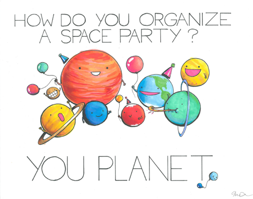 jokes about planets - photo #3