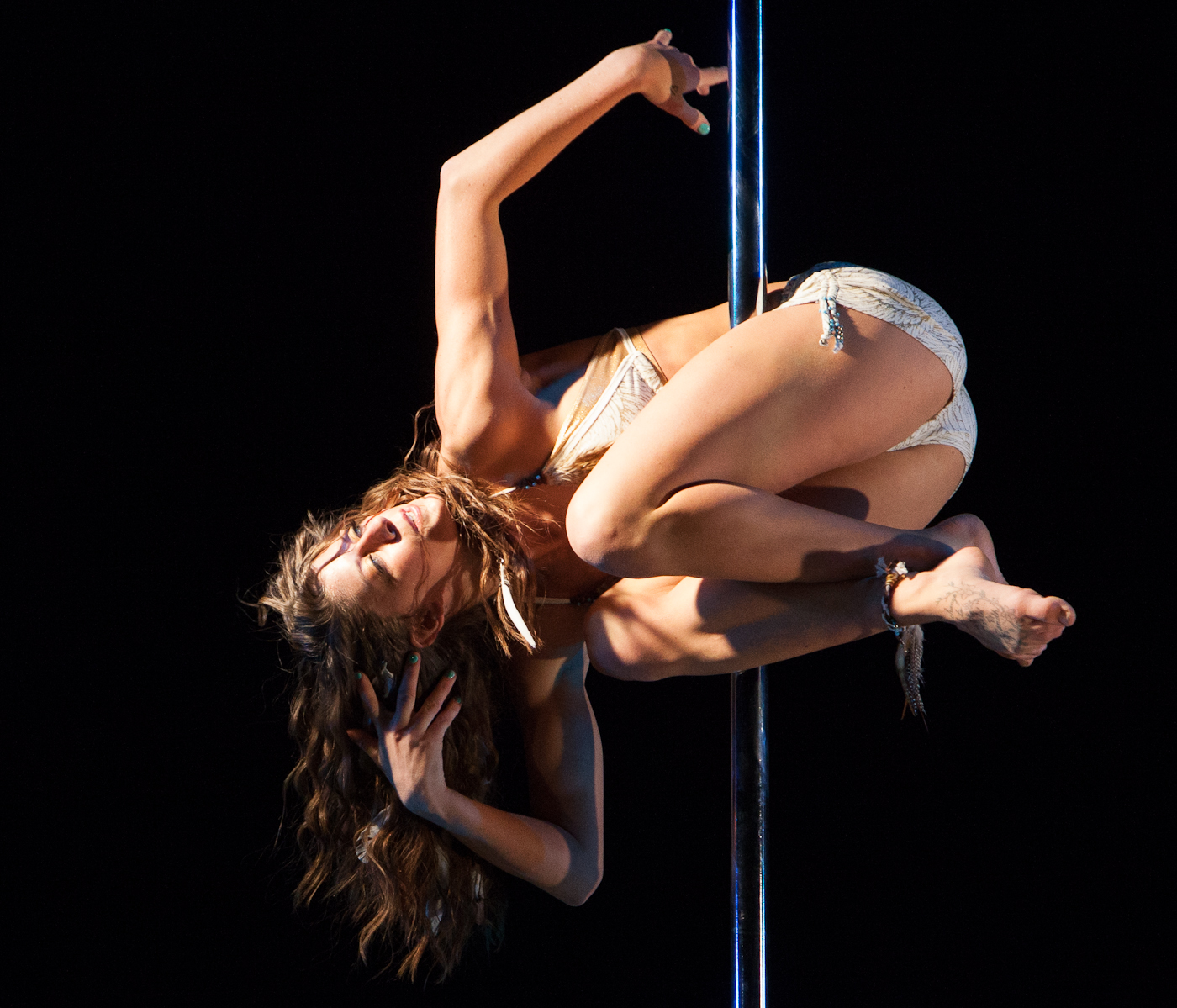 Girls hottest nude pole dancers