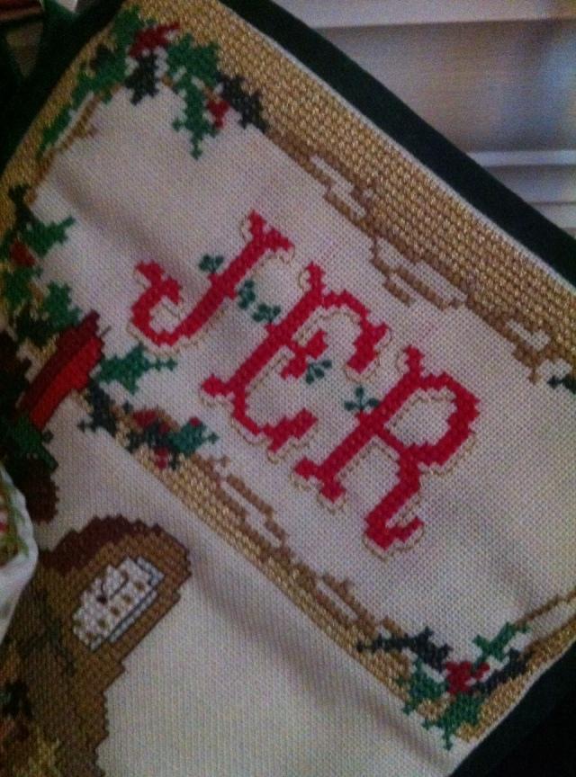 stocking by j-dub