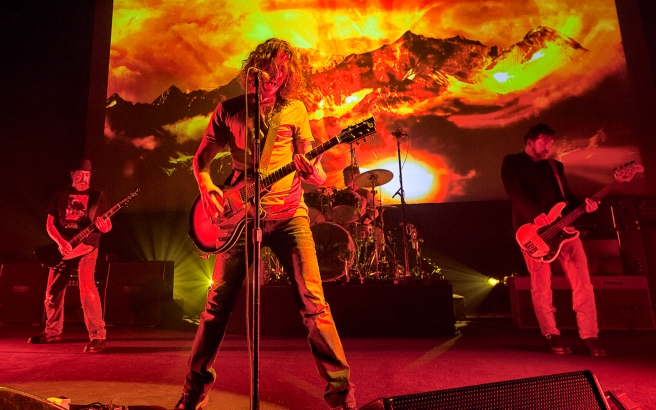 Soundgarden | Rivera | January 29, 2013