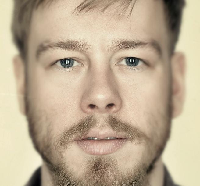 portrait of Ben Rodig_