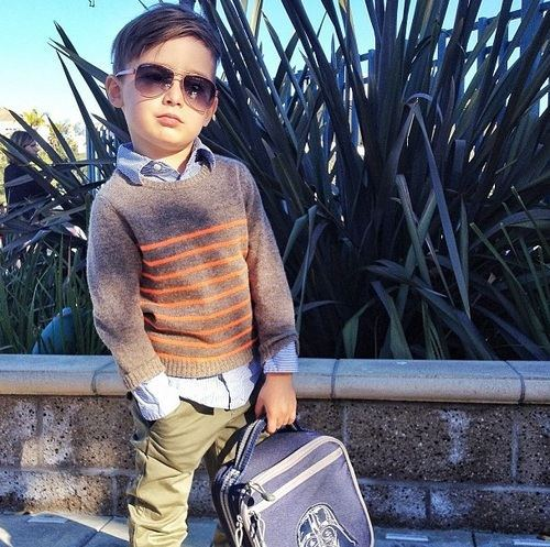 Alonso Mateo Instagram Style: The Best Dressed Kid Award
