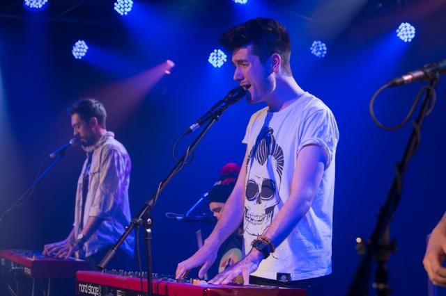 Bastille | JBTV | March 31, 2014