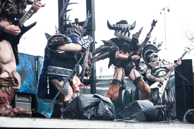 Gwar   Riot Fest   2014