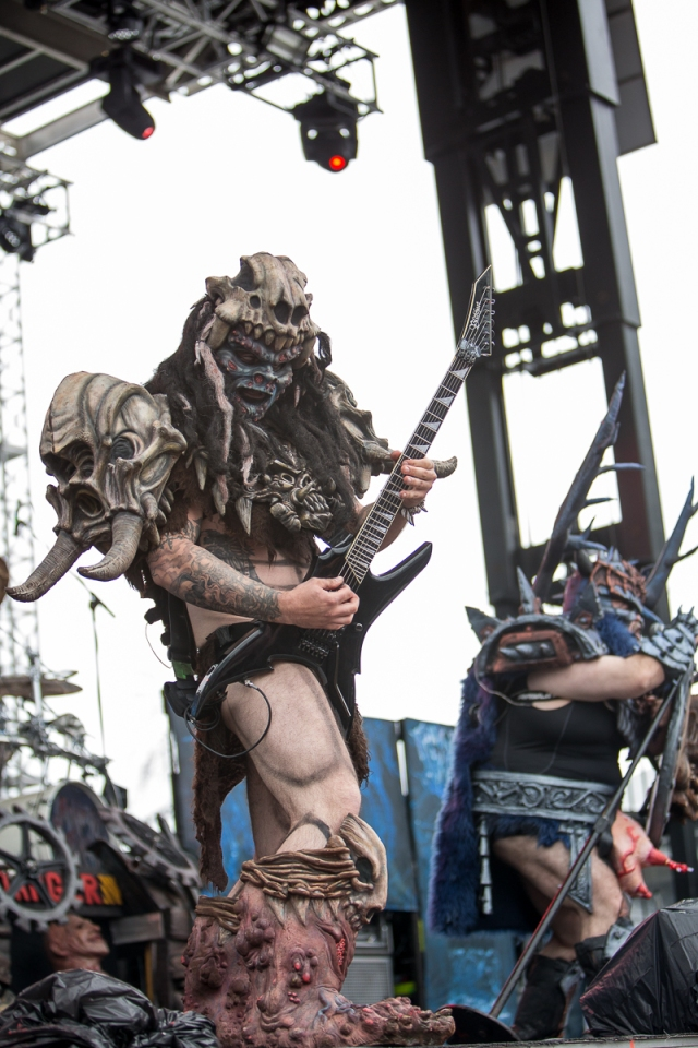 Gwar | Riot Fest | 2014
