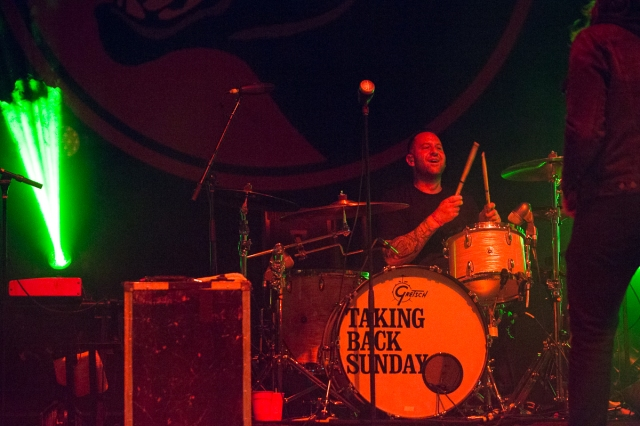 Taking Back Sunday  Riot Fest 2014