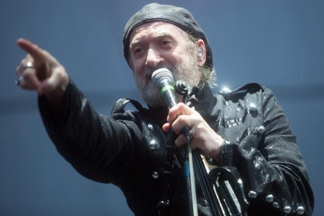Gogol Bordello Riot Fest 2014