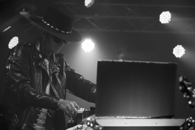 Yelawolf performs at JBTV Music Television on December 5, 2014