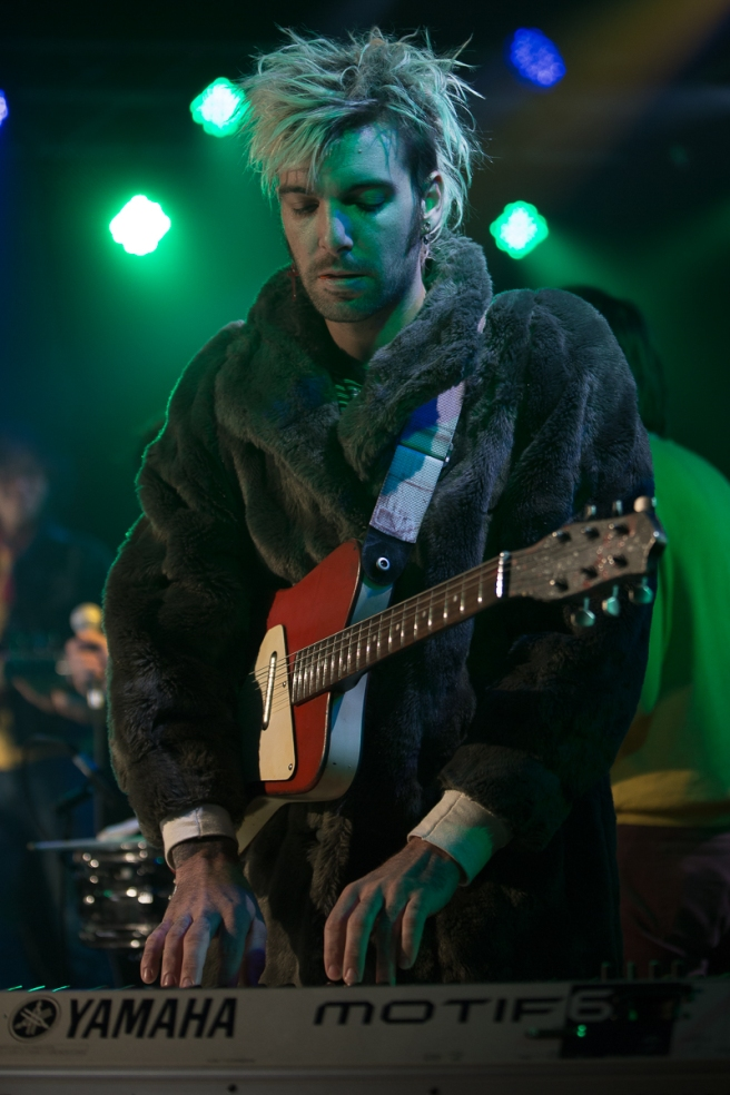 The Growlers performs at JBTV Music Television on February 28, 2